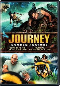 Journey To The Center Of The Earth/ Journey 2: The Mysterious Island