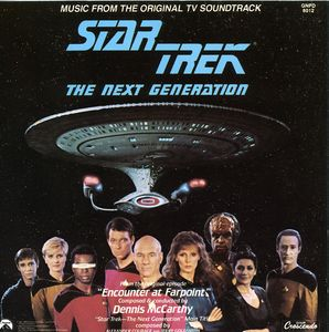 Star Trek: Next Generation 1 (Original Soundtrack)