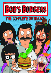 Bob's Burgers: The Complete 3rd Season