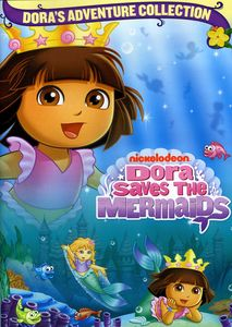 Dora Saves The Mermaids [Full Frame] [2012 Dora Line Look]