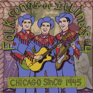 Folksongs of Illinois 4 /  Various