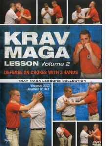 Krav Maga Lesson 2: Defense on Chokes with Two