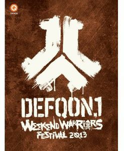 Defqon.1-Weekend Warriors Festival '13