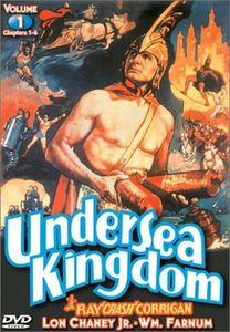 The Undersea Kingdom, Vol. 1