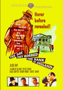 The Day They Robbed The Bank Of England