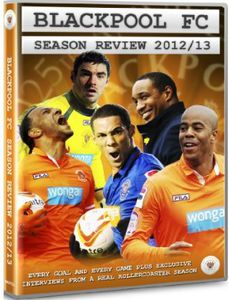 Blackpool FC Season Review 2012/ 13