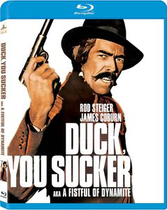 Duck You Sucker Aka a Fistful of Dynamite
