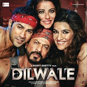 Dilwale (Original Soundtrack) [Import]