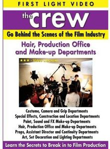 Hair, Production Office and Make-up Departments