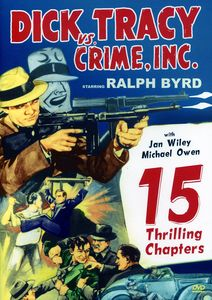 Dick Tracy Vs Crime Inc
