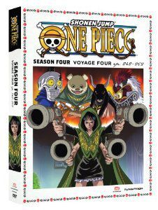 One Piece: Season 4 Voyage Four