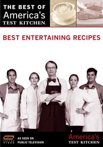 Best Entertaining Recipes: America's Test Kitchen [Tv Show]