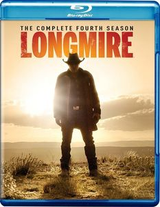 Longmire: The Complete Fourth Season