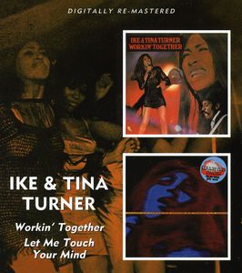 Workin Together /  Let Me Touch Your Mind [Import]