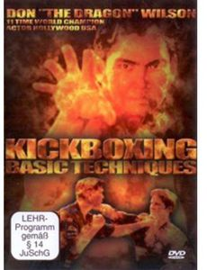 Don 'The Dragon' Wilson-Kickboxing Basic Technique