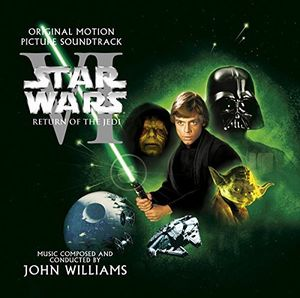 Star Wars Episode 6 - Return of the Jedi (Original Soundtrack) [Import]