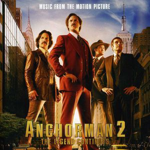 Anchorman 2: The Legend Continues (Original Soundtrack)