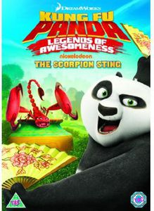 Kung Fu Panda: Legends of Awesomeness: Scorpio