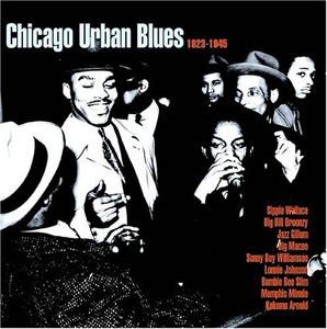 Chicago Urban Blues 1923-1945 /  Various
