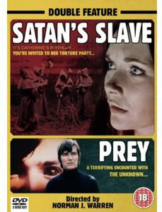 Satan's Slave/  Prey 2 Disc Edition