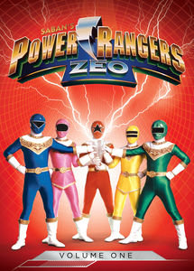 Power Rangers Zeo: 1