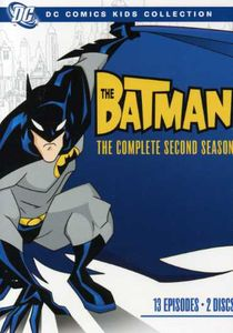 The Batman: The Complete Second Season