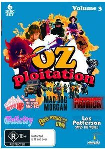 Vol. 3-Oz-Ploitation Boxset