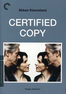 Criterion Collection: Certified Copy
