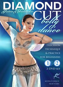 Diamond Cut Bellydance: Precision Technique and Practice For Beginners