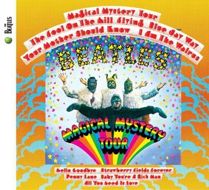 Magical Mystery Tour [Remastered] [Digipak] [Limited Edition] [Enhanced]