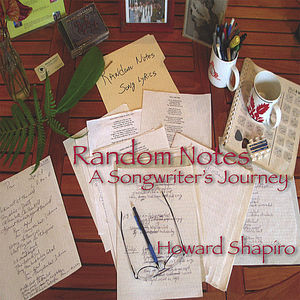 Random Notes-A Songwriter's Journey