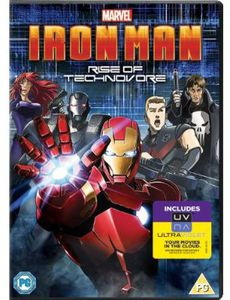 Iron Man: Rise of Technovore (Uv)