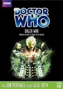 Doctor Who: Dalek War/ Planet Of The Daleks [4 Discs] [Slipcase]