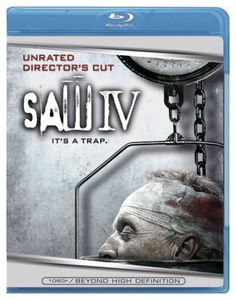 Saw 4 [Widescreen] [Unrated] [Sensormatic] [Checkpoint]