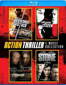 Action Thriller 4-Pack