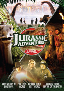Jurassic Adventures: 4-Movie Collection