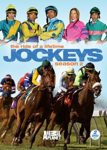 Jockeys: Season 2 [2 Discs] [Foil Embossed O-Ring]