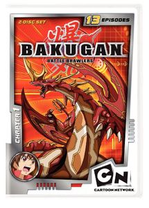 Bakugan Chapter 1