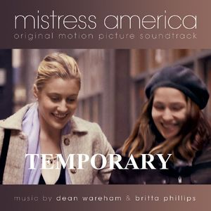 Mistress America (Original Soundtrack)