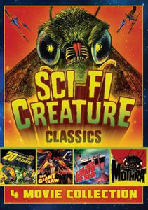Sci-Fi Creature Classics: 4 Movie Collection