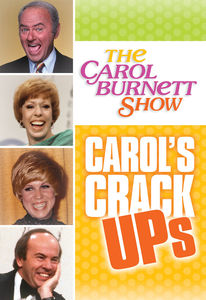 The Carol Burnett Show: Carols Crack-Ups (6 DVD Set)