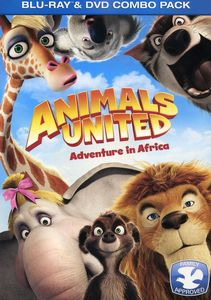 Animals United [BR/ DVD]