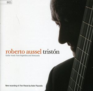 Triston Guitar Music from Argentina & Venezuela