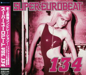 Super Eurobeat, Vol. 134 [Import]