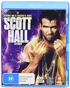 WWE: Living On A Razor's Edge - Scott Hall Story [Import]