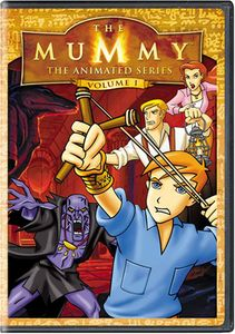 The Mummy: The Animated Series: Volume 1
