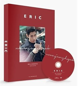 Eric in Hongkong:Moon Jung Hyuk 1st Photobook [Import]