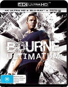 Bourne Ultimatum [Import]