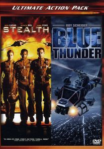 Stealth/ Blue Thunder [Double Feature] [2 Discs]