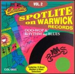 Warwick Records: Doo Wop Rhythm & Blues 2 /  Various